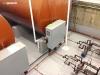 Generator bund fibreglass lining