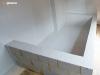 Concrete bund fibreglass lining