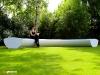 Serpentine modular, garden, park, landscape, modern, seating