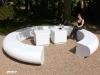 Corona modular, modern seating