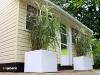 Cube modular garden planters