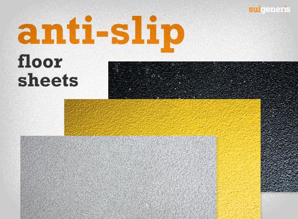 Anti Slip Floor Safety Grooving : Anti slip floor sheets installed at snape maltings in suffolk