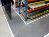 Ideal for marking-out aisles, bays, factory floors.