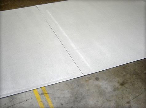 1. Anti-Slip Floor Sheets.