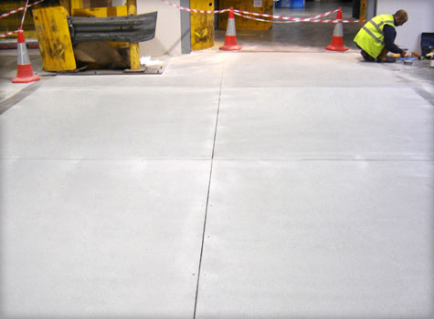 2. We manufactured the Anti-Slip floor sheets to a specific colour and size.