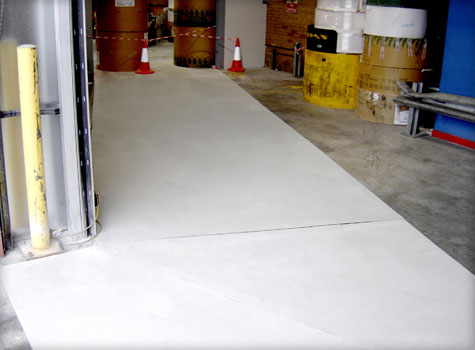 5. Anti-Slip Floor Sheets.