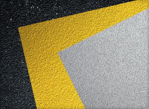 9. Our standard range of Anti-Slip Floor Sheets.