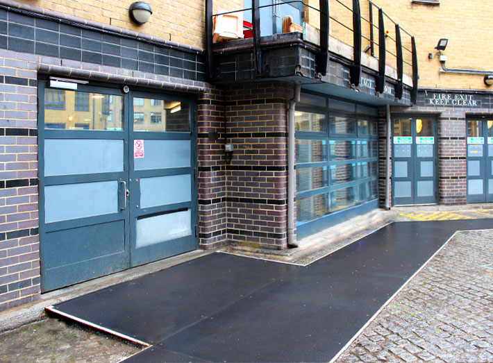 Sui Generis were called in to supply and install the anti-slip flooring, which the team completed in 2 days.