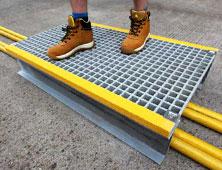 Step Over Platforms
