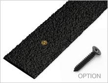 Decking Strip - Black RAL 9004