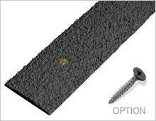 Decking Strips - Dark Grey RAL 7016