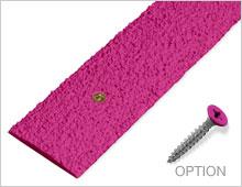 Decking Strips - Fuchsia RAL 4010