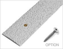 Decking Strips - Light Grey RAL 7035
