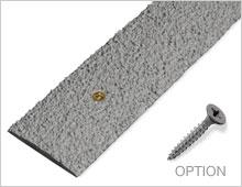 Merveilleux Decking Strips   Medium Grey RAL 7004