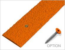 Decking Strips - Orange RAL 2009