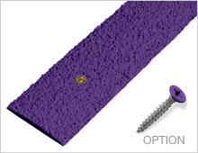Decking Strips - Purple BS 22-D-45