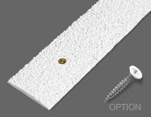 Decking Strips - White RAL 9003