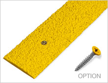 Decking Strip - Yellow RAL 1003