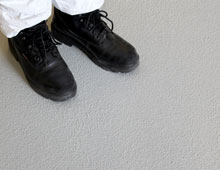 Floor Sheets - Light Grey RAL7035