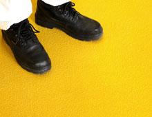 Floor Sheets - Yellow RAL 1003
