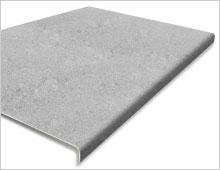 Extra Deep Stair Tread - Medium Grey RAL 7004