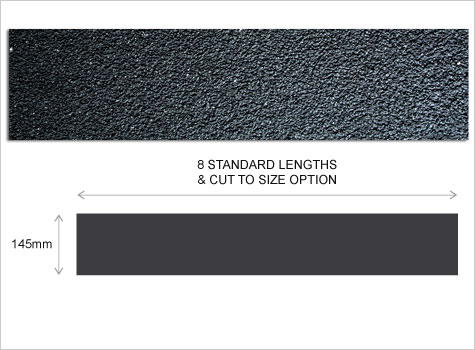 7. Available in Anti-Slip & Smooth finish strong GRP.