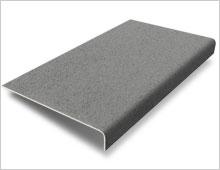 Stair Tread - Medium Grey RAL 7004