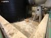 Interior storage tank bund lining before
