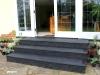 Slippery wooden decks made safe with anti-slip decking strips.