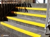 Anti-Slip Stair Nosings - stairs can be used immediately after installation.