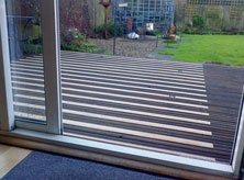 Decking strips