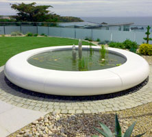 Aqua Corona Water Feature, Jersey