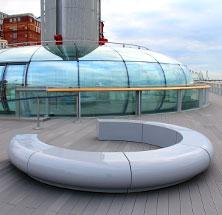 British Airways i360 seating