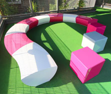 Halo & Cube seating, Primary School