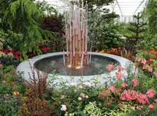 RHS Chelsea Water feature