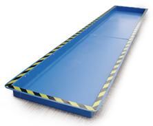 Custom built bunds & spill trays