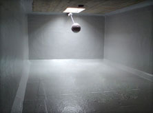 Concrete water storage tank lining