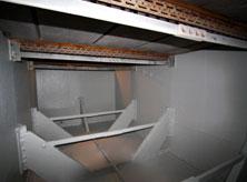 Water storage tank lining