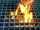 GRP Grating: Fire resistant