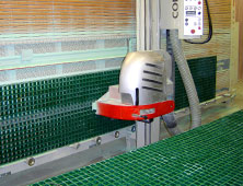 Automated cutting and  installation Service