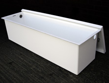 GRP battery storage boxes
