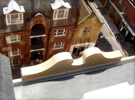 3. GRP Architectural Mouldings.