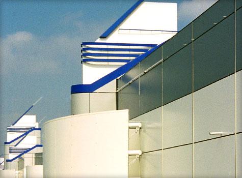 10. GRP Architectural Mouldings.