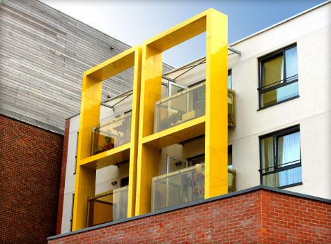 17. GRP Architectural Mouldings.
