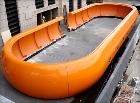 20. GRP fibreglass moulded play areas.