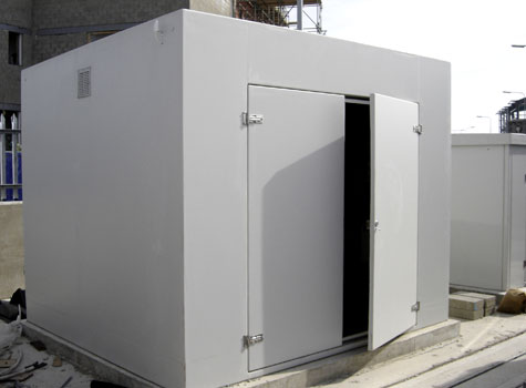 9. Custom built cabinets