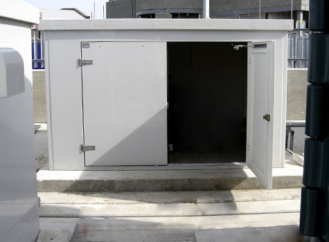 10. Custom built cabinets