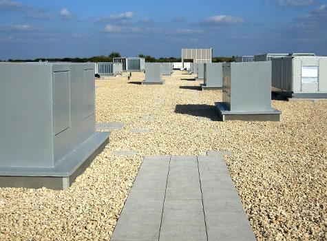 2. GRP riser housing units