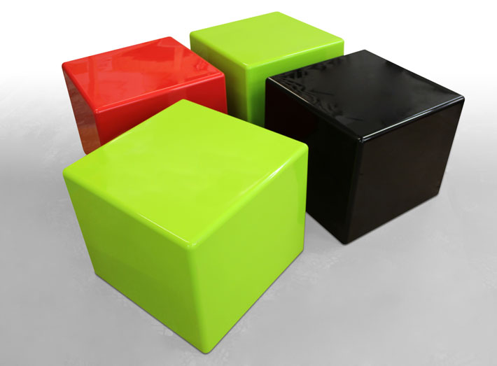 Although square in shape, Cube has been proven to offer a very comfortable seat. Each item can be made in a BS/RAL colour to match any colour scheme or corporate interior.