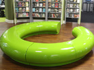 Green Halo seating